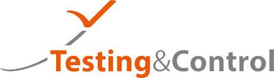 Логотип выставки Testing&Control