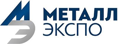 Логотип выставки «Металл-Экспо»
